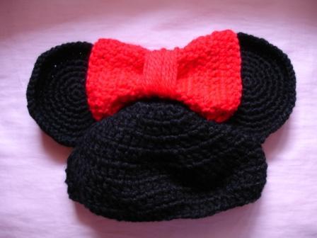 Gorras de estambre de personajes - Imagui