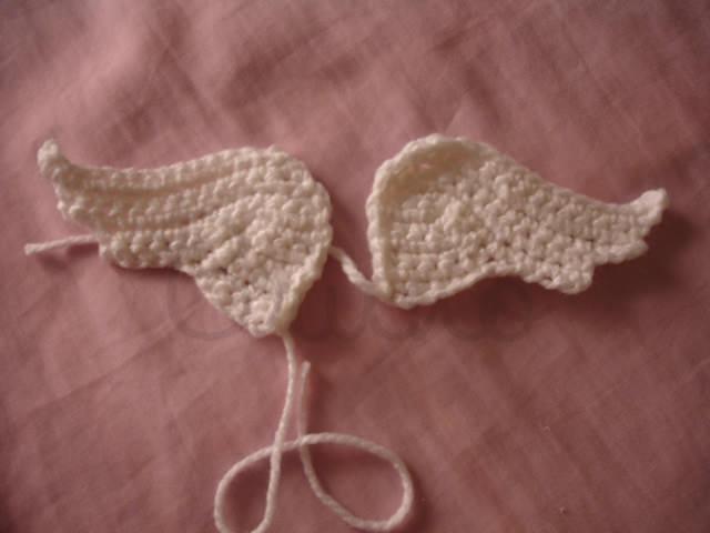 Terminados: alas y guantes sin dedos